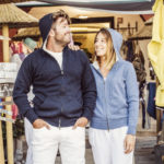 Unisex hoody - La Vela - Enjoy being unique! - Portofino
